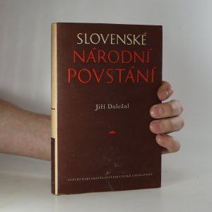 náhled knihy - Slovenské národní povstání