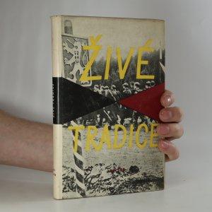 náhled knihy - Živé tradice