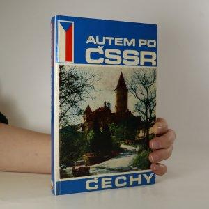 náhled knihy - Autem po ČSSR. Čechy (včetně tří map)