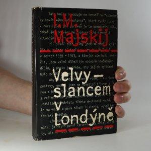 náhled knihy - Velvyslancem v Londýně