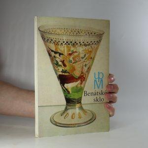 náhled knihy - Benátské sklo v československých sbírkách