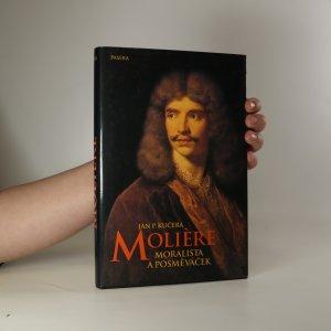 náhled knihy - Molière. Moralista a posměváček