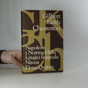 náhled knihy - Napoleon z Notting Hillu. Létající hospoda. Návrat Dona Quijota