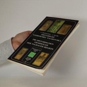 antikvární kniha Historické náhrobníky Tachovska. Die historischen Grabmäler der Tachauer Region, 1995