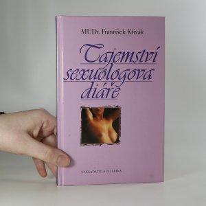 náhled knihy - Tajemství sexuologova diáře