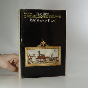 náhled knihy - Italští umělci v Praze. Renesance, manýrismus, baroko