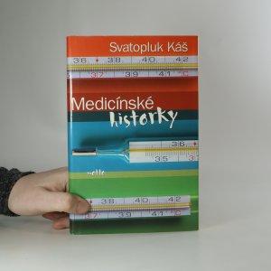 náhled knihy - Medicínské historky