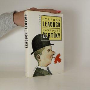 náhled knihy - Kanadské žertíky