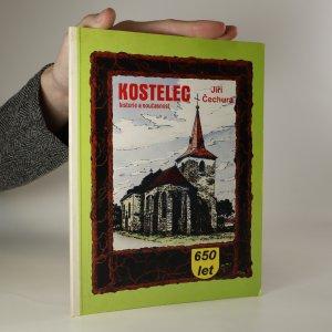 náhled knihy - Kostelec. Historie a současnost