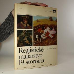 náhled knihy - Realistické maliarstvo 19. storočia