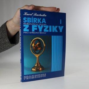 náhled knihy - Sbírka řešených úloh z fyziky pro střední školy I. Mechanika