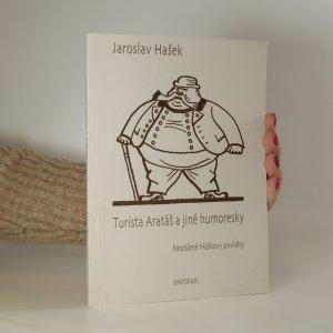 náhled knihy - Turista Aratáš a jiné humoresky
