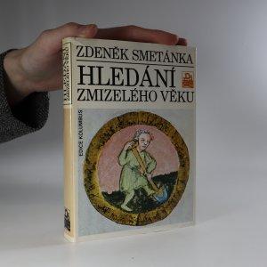 náhled knihy - Hledání zmizelého věku