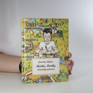 náhled knihy - Mácha: Deníky. Turistický průvodce