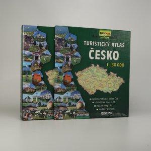 náhled knihy - Česko turistický atlas 1:50 000