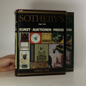 náhled knihy - Sotheby's Kunst. Auktionen. Preise. (2 svazky).