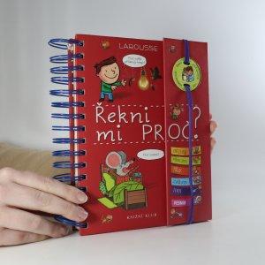 náhled knihy - Řekni mi - proč?. Čtení před spaním pro zvídavé děti