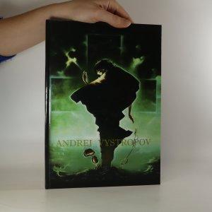 náhled knihy - Andrej Vystropov (věnování umělce)