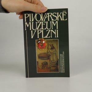 náhled knihy - Pivovarské muzeum v Plzni
