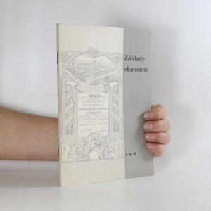 náhled knihy - Základy ekonomie