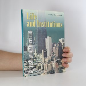 náhled knihy - Life and Institutions. British and American
