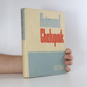 náhled knihy - Raimund Chalupník (podpis autora)