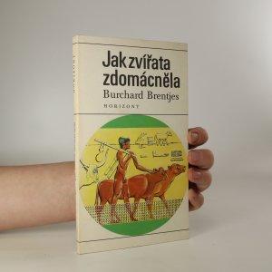 náhled knihy - Jak zvířata zdomácněla