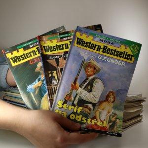 náhled knihy - Hromádka časopisů Western-Bestseller (nekontrolováno)