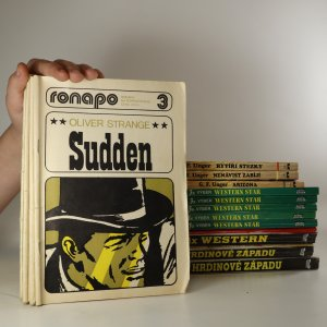 náhled knihy - Hromádka westernů (viz foto, nekontrolováno)