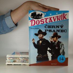 náhled knihy - Hromádka westernových časopisů Divoký západ a Dostavník (nekontrolováno)