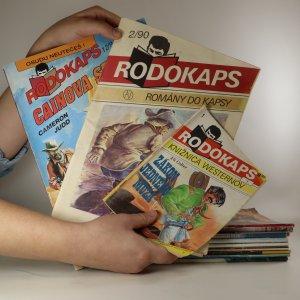 náhled knihy - Hromádka časopisů Rodokaps (nekontrolováno)
