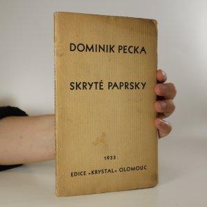 náhled knihy - Skryté paprsky