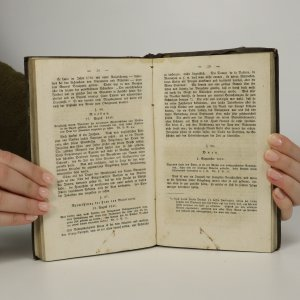 antikvární kniha Nachtrag in das Cases Lagebuche über Napoleon's Leben. Erster Band, 1824