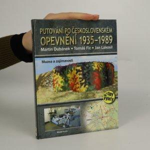 náhled knihy - Putování po československém opevnění 1935-1989