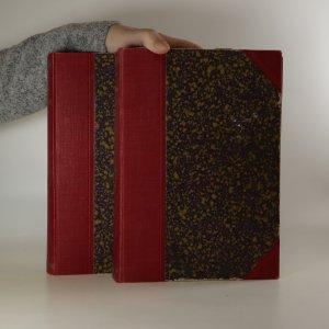náhled knihy - Bídníci. I. - II. díl (2 svazky, komplet)