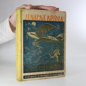 náhled knihy - Junácká křídla. Skautský román