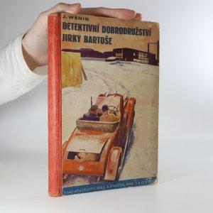 náhled knihy - Detektivní dobrodružství Jirky Bartoše
