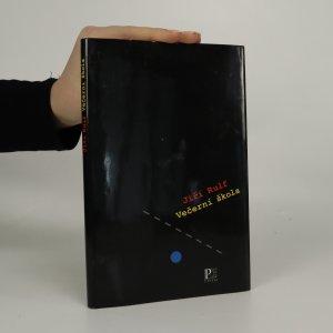náhled knihy - Večerní škola. Eseje z let 1986-2006