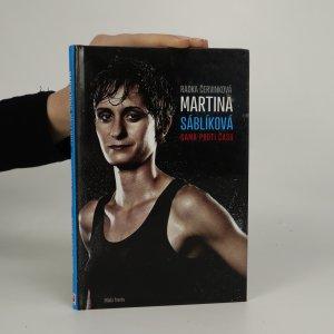 náhled knihy - Martina Sáblíková. Sama proti času