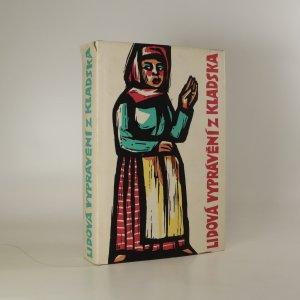 náhled knihy - Lidová vyprávění z Kladska