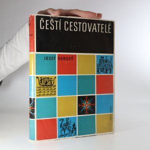náhled knihy - Čeští cestovatelé. 1. díl