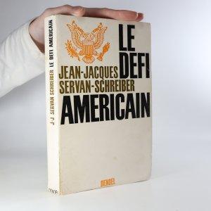 náhled knihy - Le défi américain