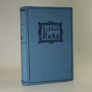 náhled knihy - Řeka
