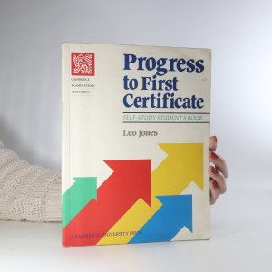 náhled knihy - Progress to First Certificate. Self-study student's book