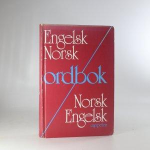 náhled knihy - Engelsk Norsk og Norsk Engelsk ordbok