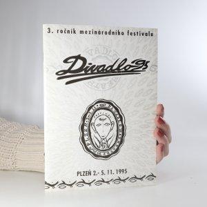 náhled knihy - 3. ročník mezinárodního festivalu Divadlo 95