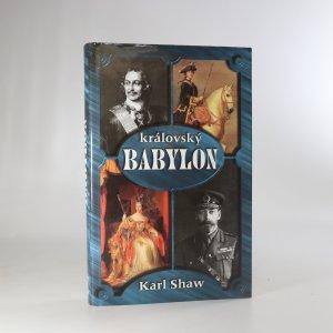 náhled knihy - Královský Babylon