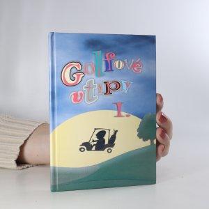 náhled knihy - golfové vtipy I.