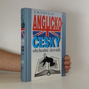 náhled knihy - Anglicko-český obchodní slovník