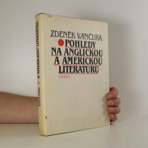 náhled knihy - Pohledy na anglickou a americkou literaturu